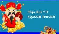 Nhận định VIP KQXSMB 30/8/2021