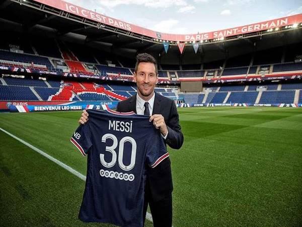 Tin bóng đá 11/8: Lý do Messi chọn PSG làm nơi dừng chân
