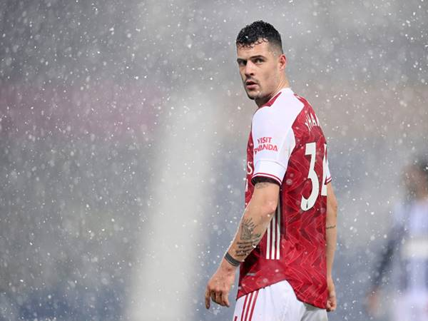Tin chuyển nhượng 4/8: Xhaka chuẩn bị ký hợp đồng mới với Arsenal