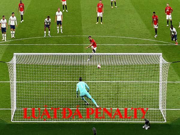 Luật đá Penalty mới nhất và đầy đủ nhất của FIFA