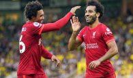 Tin Liverpool 13/9: HLV Klopp khen ngợi hết lời ngôi sao Salah