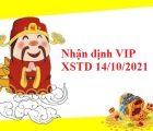 Nhận định VIP XSTD 14/10/2021