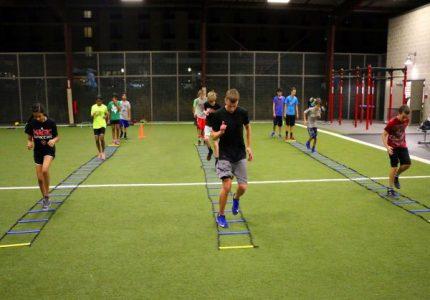 Cách luyện tập để giữ và tăng thể lực trong bóng đá