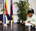 Tin bóng đá 21/10: Barcelona chính thức gia hạn với Ansu Fati